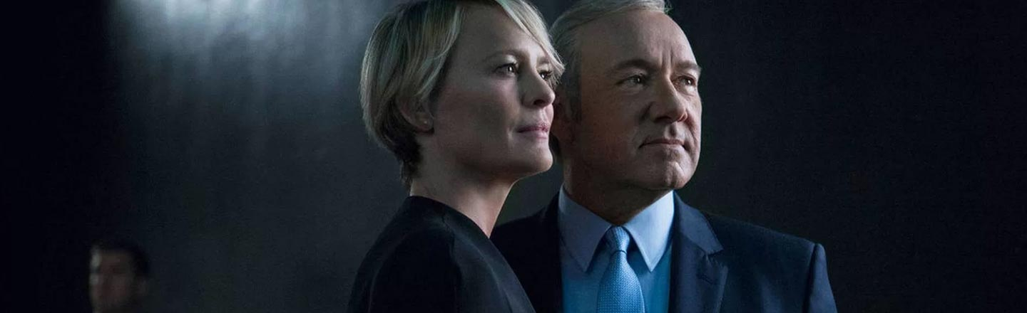 The Easy Way To Fix House of Cards' Kevin Spacey Problem