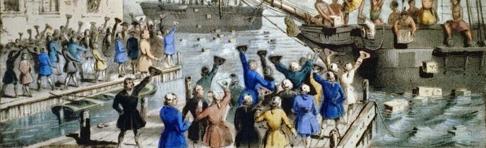 The Charleston Tea Parties: The Dumber Cousins To Boston's Tea Party