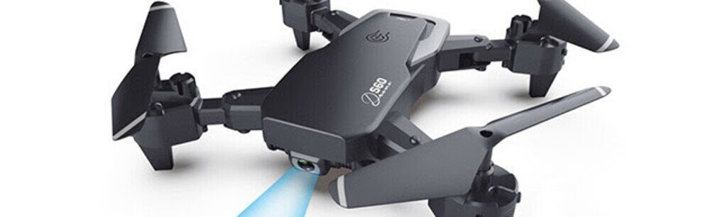 Get a 4K Camera Drone for 74% Off