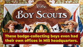 That Time Britain's MI5 Employed Boy Scouts As Spies