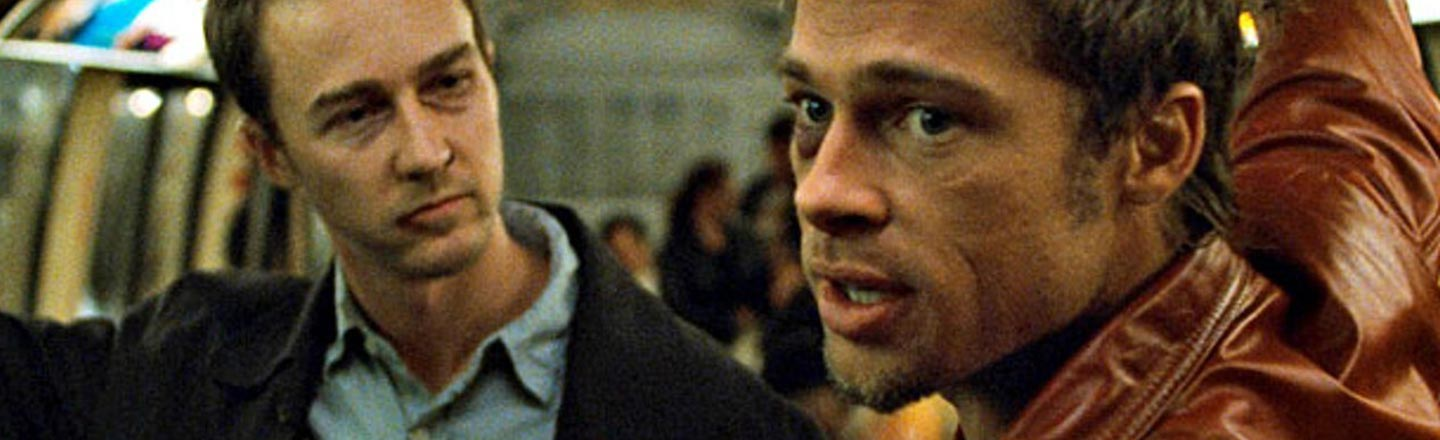 The Alternate Ending To Fight Club (In Plain Sight)