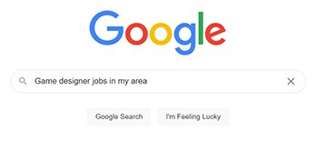 5 Hip Companies That Crashed Spectacularly a Google searchbar for game designer jobs in my area