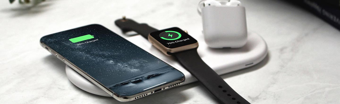 Combat Low Battery Anxiety W/These 5 Wireless Charging Pads