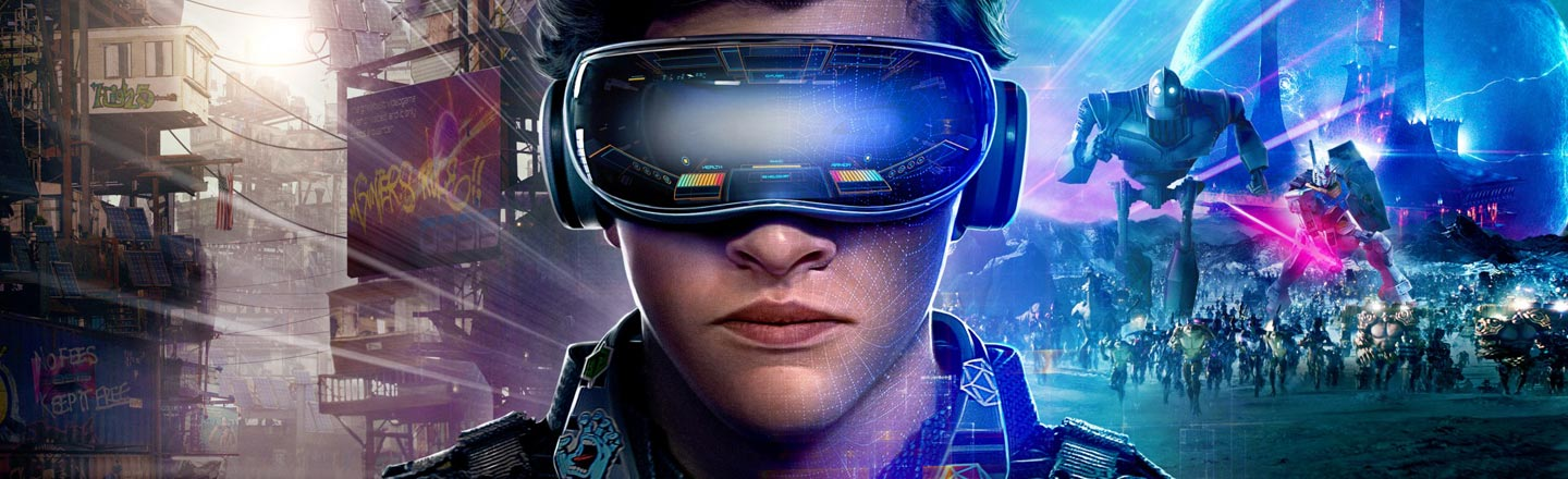 Why 'Ready Player One' Was (Probably) Spielberg's Worst Movie