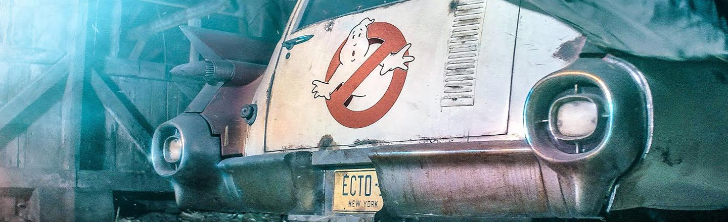 Ghostbusters 3 Was Announced Months Ago, But No One Noticed