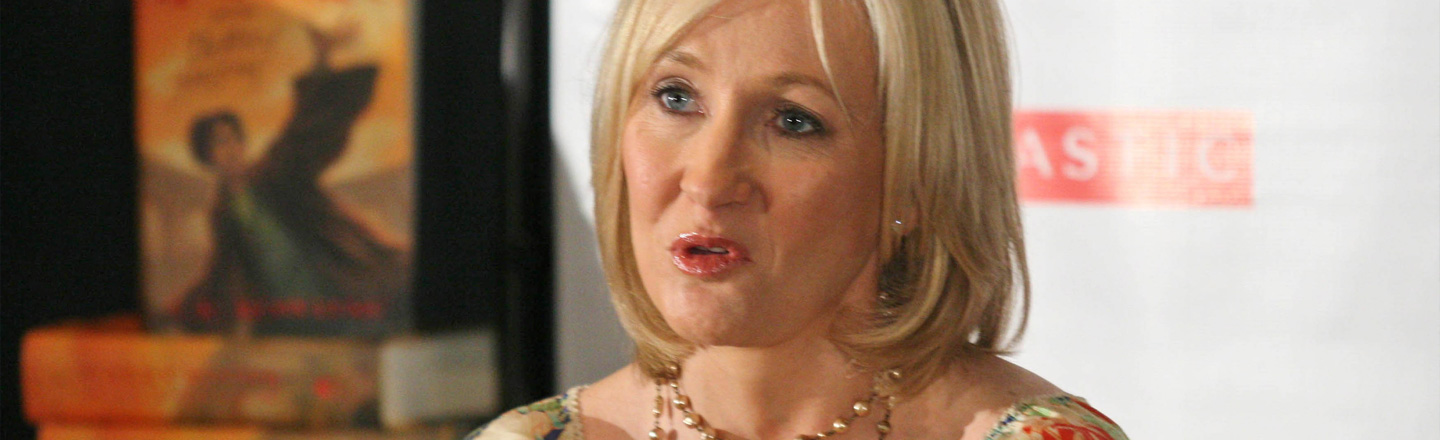 J.K. Rowling Keeps Picking Fights With The Trans Community