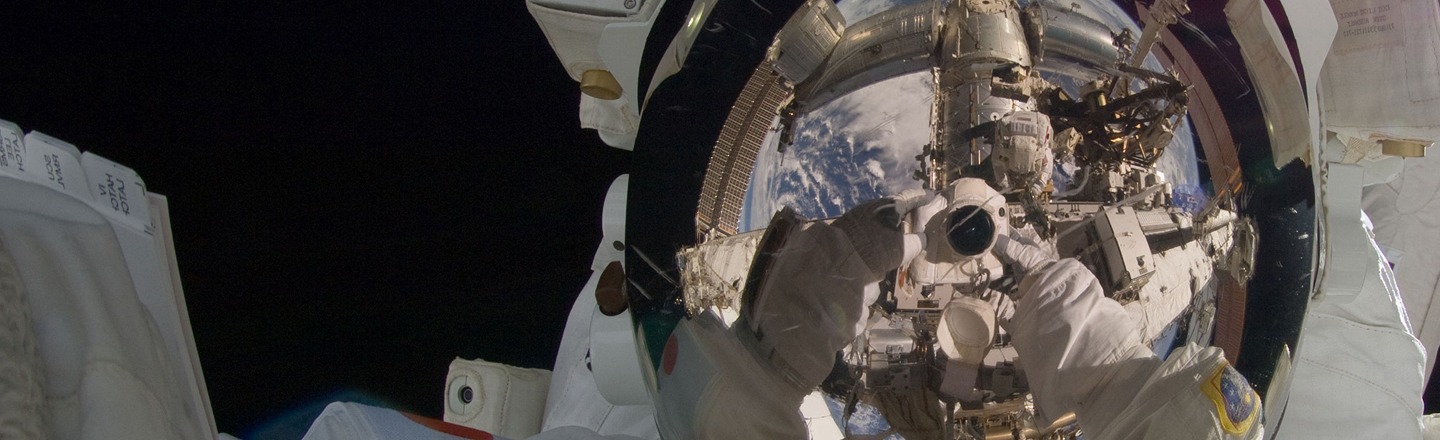 5 Everyday Things That Go Totally Nuts in Zero Gravity