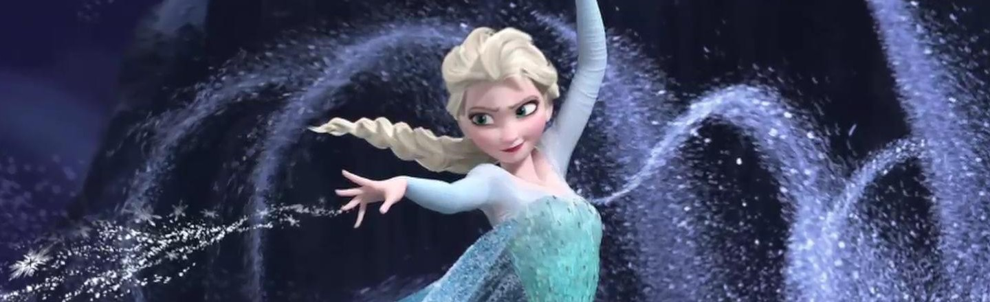 'Frozen's Fairy Tale Inspiration Was A Product of Incel Rage
