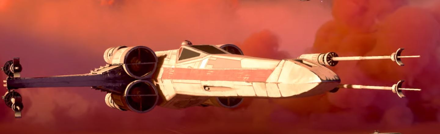 'Star Wars: Squadrons' Has A Lofty Legacy To Live Up To