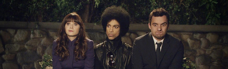 Prince Behind The Scenes Of 'New Girl' Was Even Princier