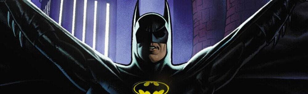 Tim Burton And Michael Keaton's 'Batman' Never Left Us