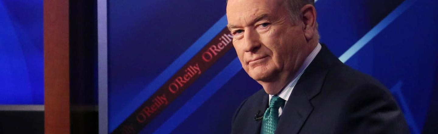 Let's Crunch The Numbers Behind Bill O'Reilly's 'Punishment'