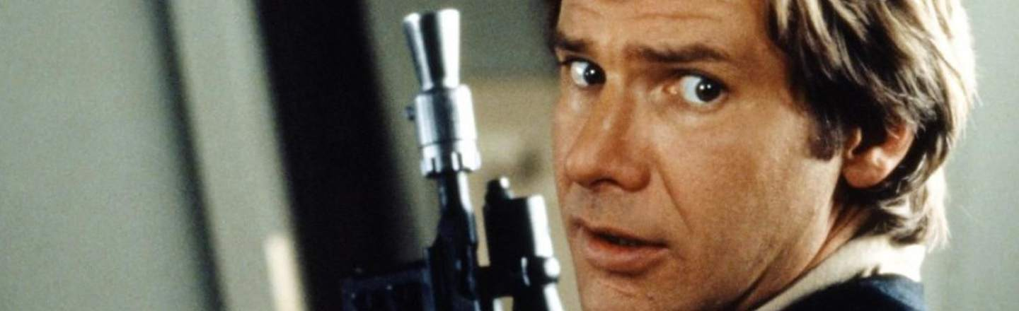 12 Scenes That Prove Han Solo Could Use The Force