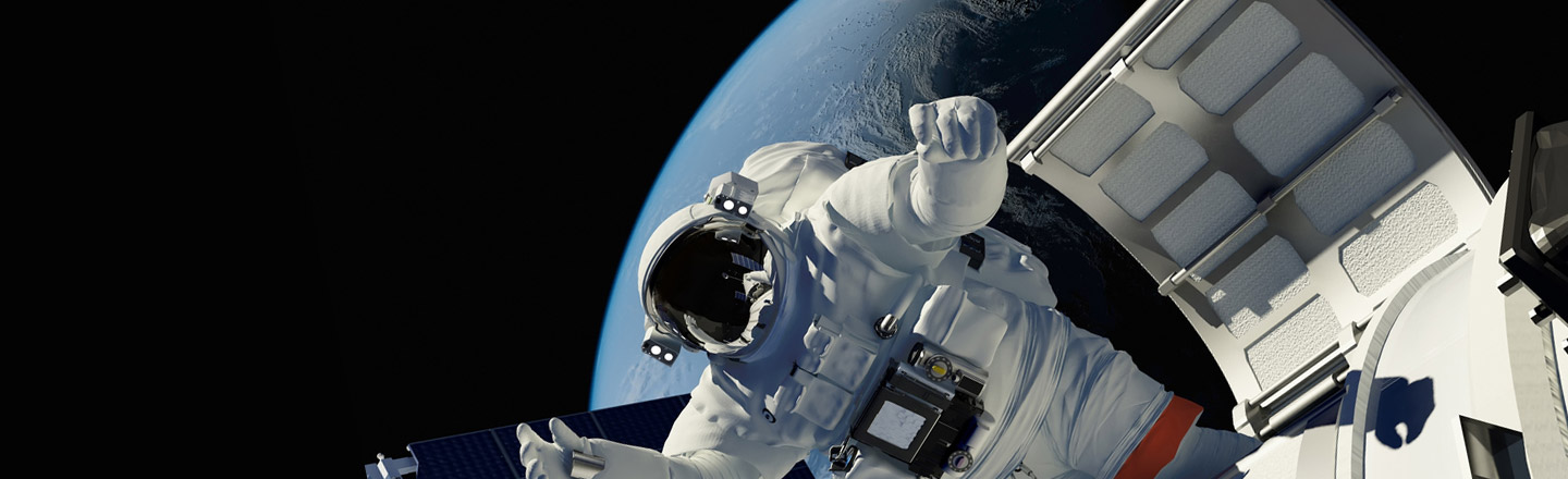 4 Things About Space Travel You're Picturing Totally Wrong
