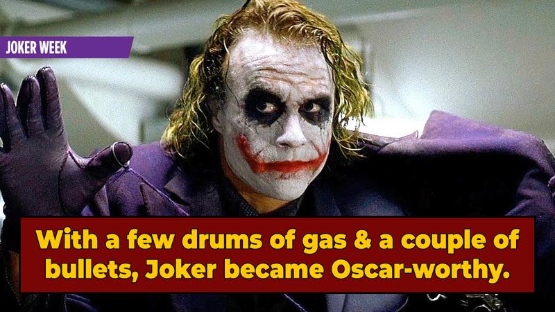 A Dark Knight's Tale: How Heath Ledger Created A 21st Century Joker