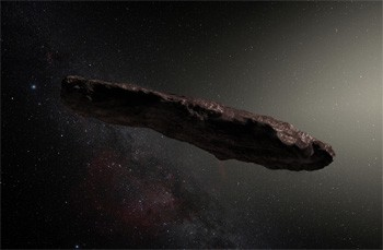 5 Facts About That Enigmatic Object That Invaded Our Solar System the oumuamua object