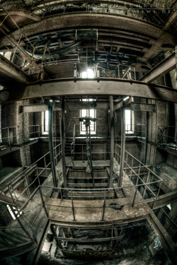 6 Abandoned Sites That Would Make Great Supervillain Lairs