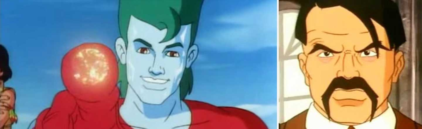 Remember That Time Captain Planet Fought Hitler?