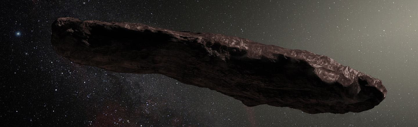 5 Facts About That Enigmatic Object That Invaded Our Solar System