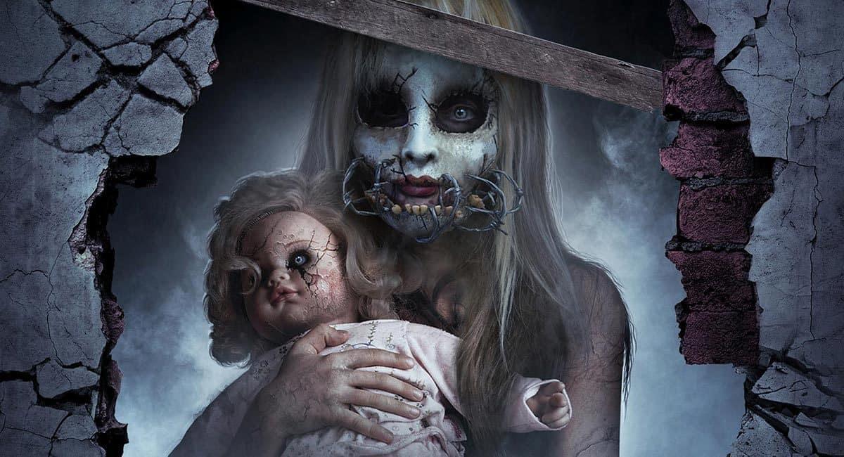 Horrorfilm Internet