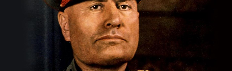 The Bizarre Secret Message Mussolini Left For The Future