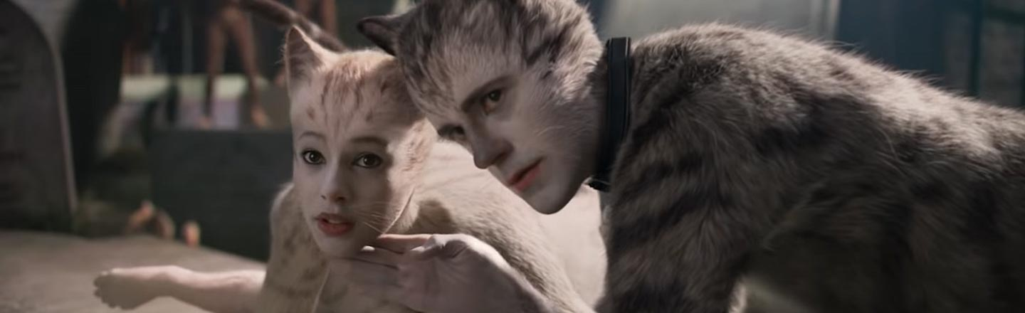 'Cats' Butthole And Pee Cut Obsession's Historical Precedent