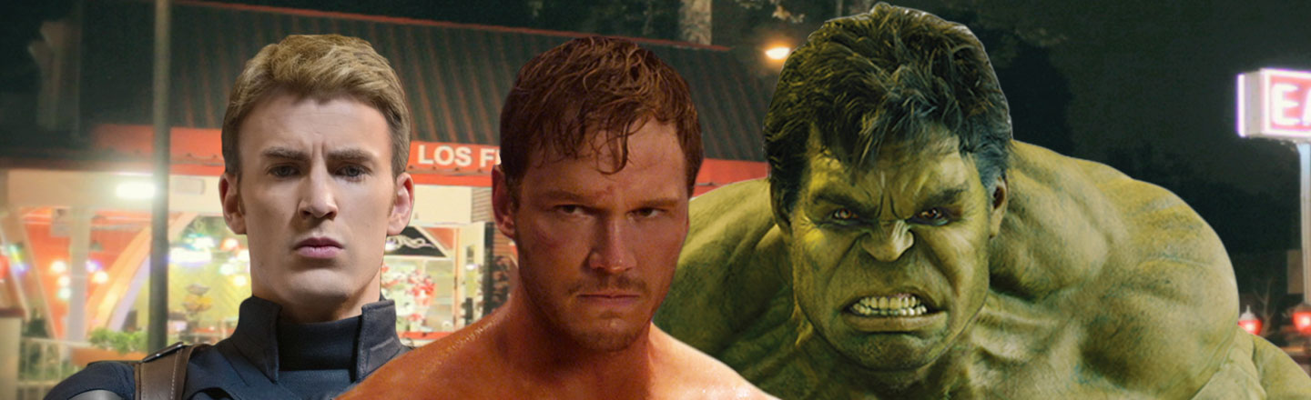 Awkward Scenes That Must Have Happened In Marvel Movies