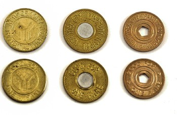 6 Life Hacks From The Past That Now Sound Deranged - NYC Subway Tokens