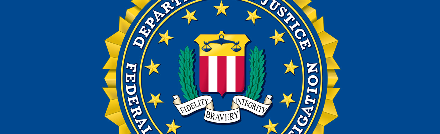 5 FBI Screw-Ups (They'd Really Like Everybody To Forget)