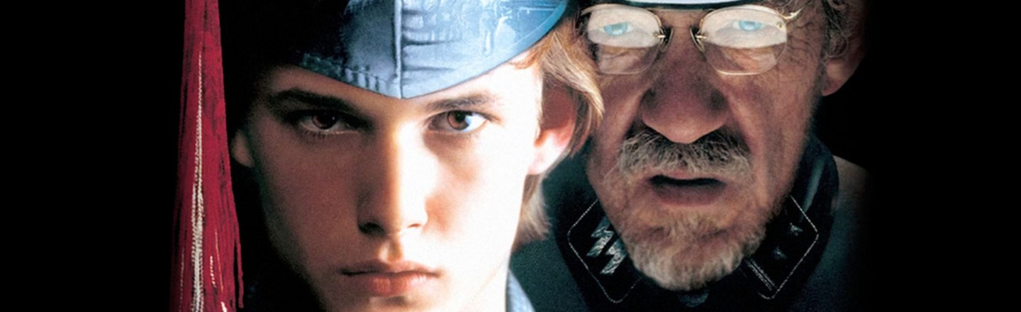 'Apt Pupil's Ending Is A Lot Weirder In Light Of, You Know, Things