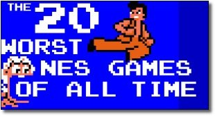 The 20 Worst NES Games of All-Time | Cracked com