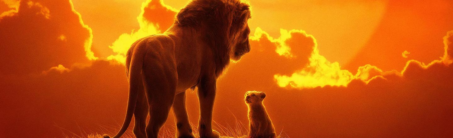A Fan Just Made The New 'Lion King' Slightly Less Creepy
