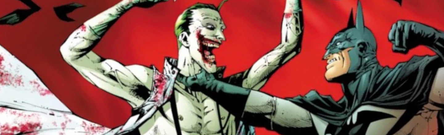 That Time DC Comics Turned The Joker Into David Bowie