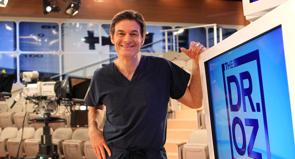 5 Legitimately Insane Things Dr  Oz Actually Believes In