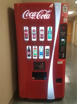 6 Life Hacks From The Past That Now Sound Deranged - a Coca-Cola vending machine