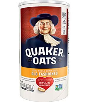 So on the extremely off chance you didn't find Quaker Oats disgusting already, there's another reason to.