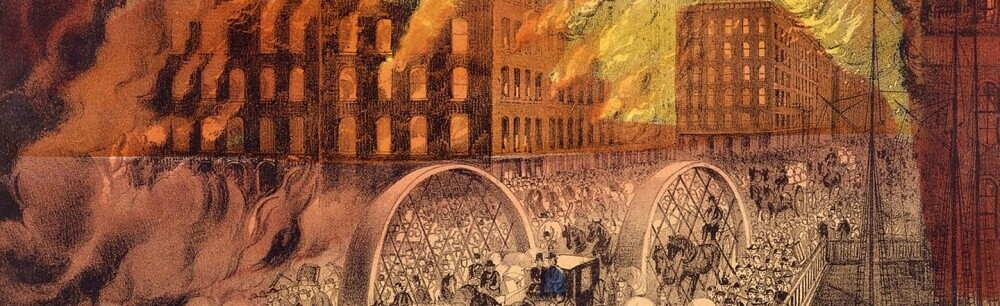 How The Great Chicago Fire Gave Birth To The Skyscraper