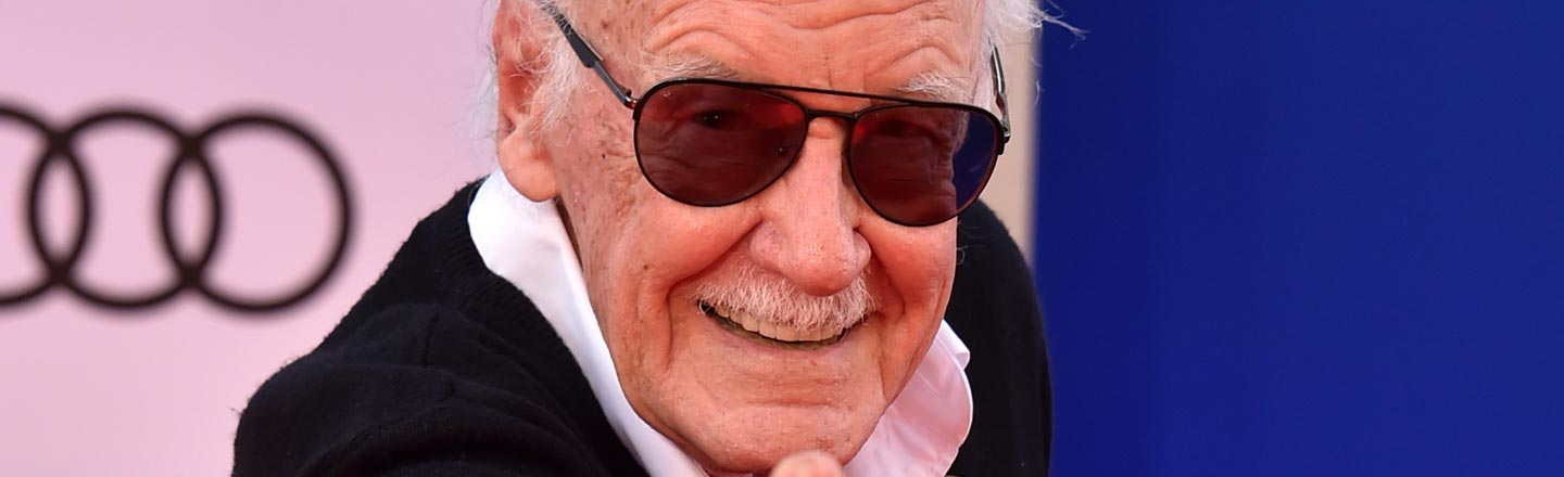 Never Fear, There are More Stan Lee Cameos to Come
