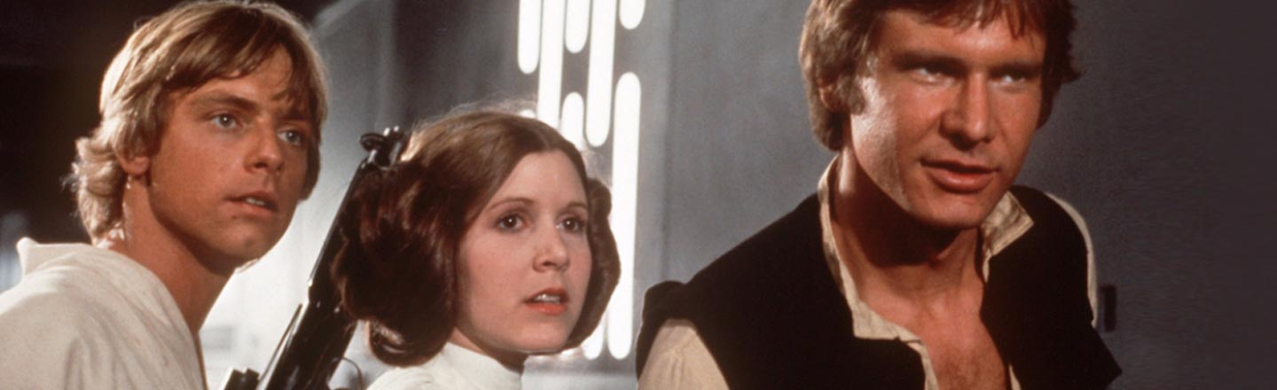 5 Reasons It's A Miracle That 'Star Wars' Got Made At All