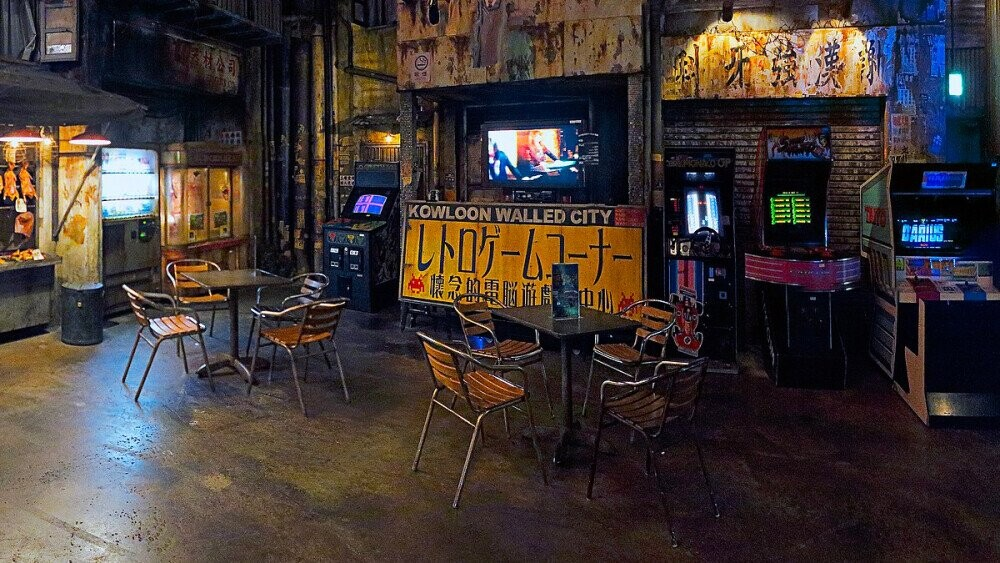 The Incredibly Rad 'Walled City' Arcade We Missed Out On