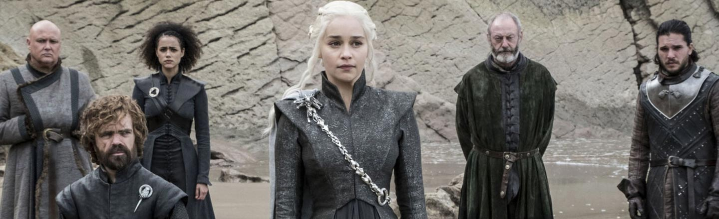 If You Thought Game Of Thrones Felt Off, You're Not Wrong