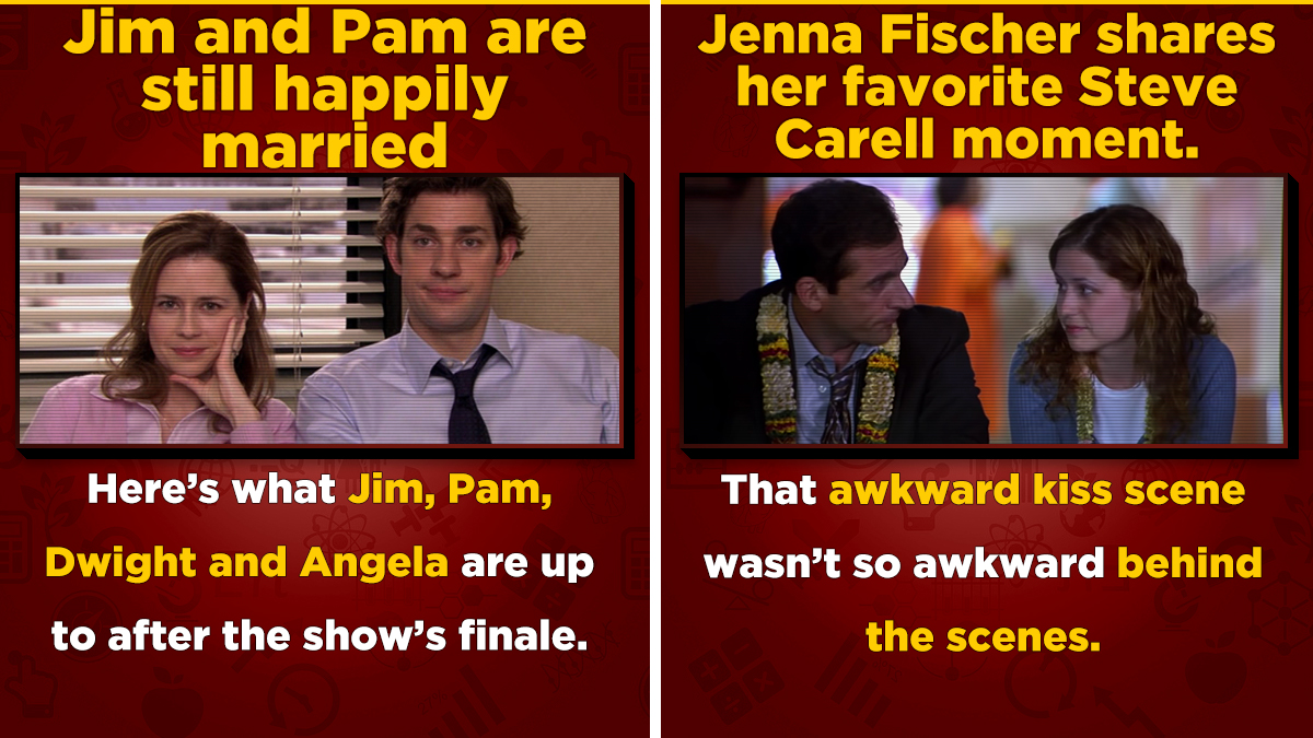 3 'The Office' Behind-The-Scenes Gems (From Pam And Angela Actors)