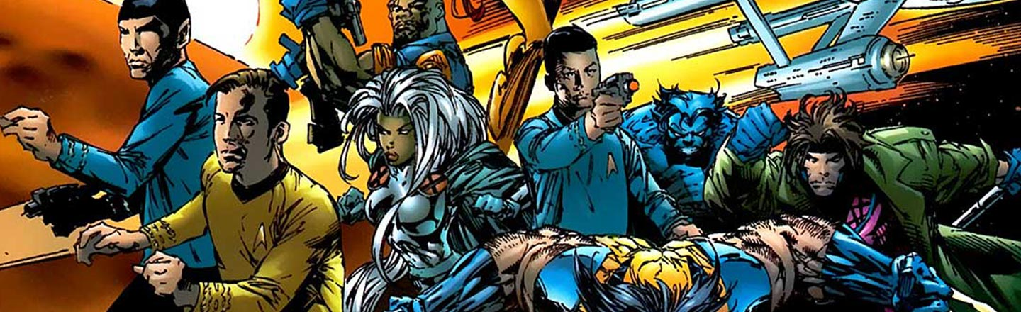5 Characters You Had No Idea Were In The Marvel Universe