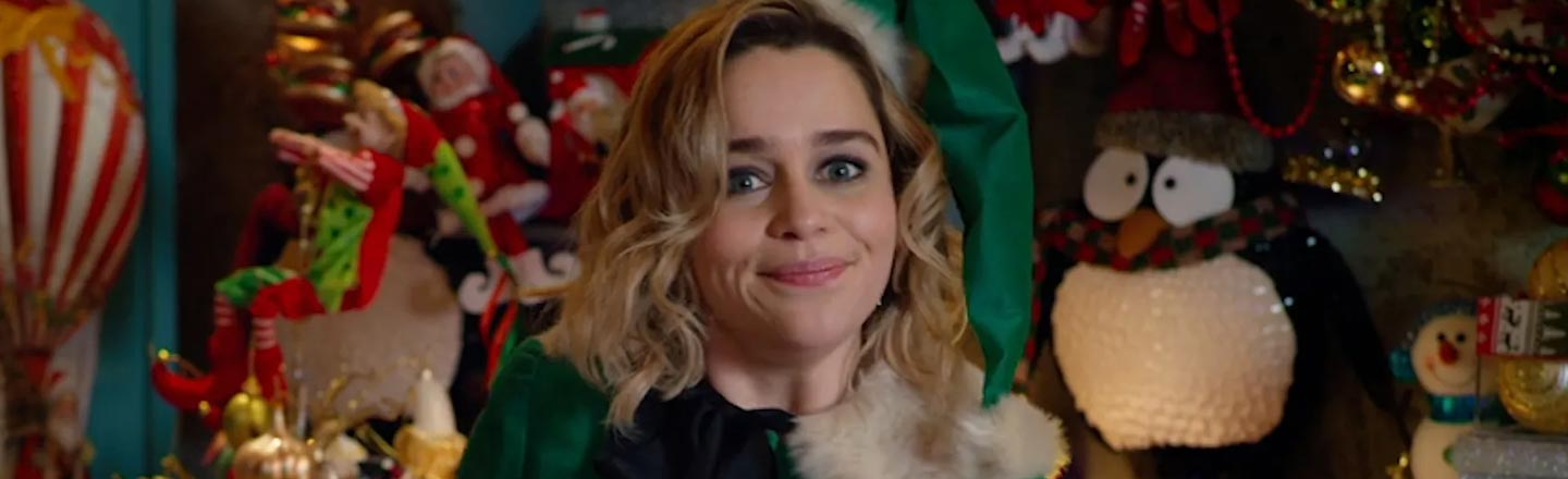 Please Don't Spoil The Obvious Twist In 'Last Christmas'