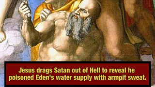 6 Crazy Stories That Got Cut From The Bible
