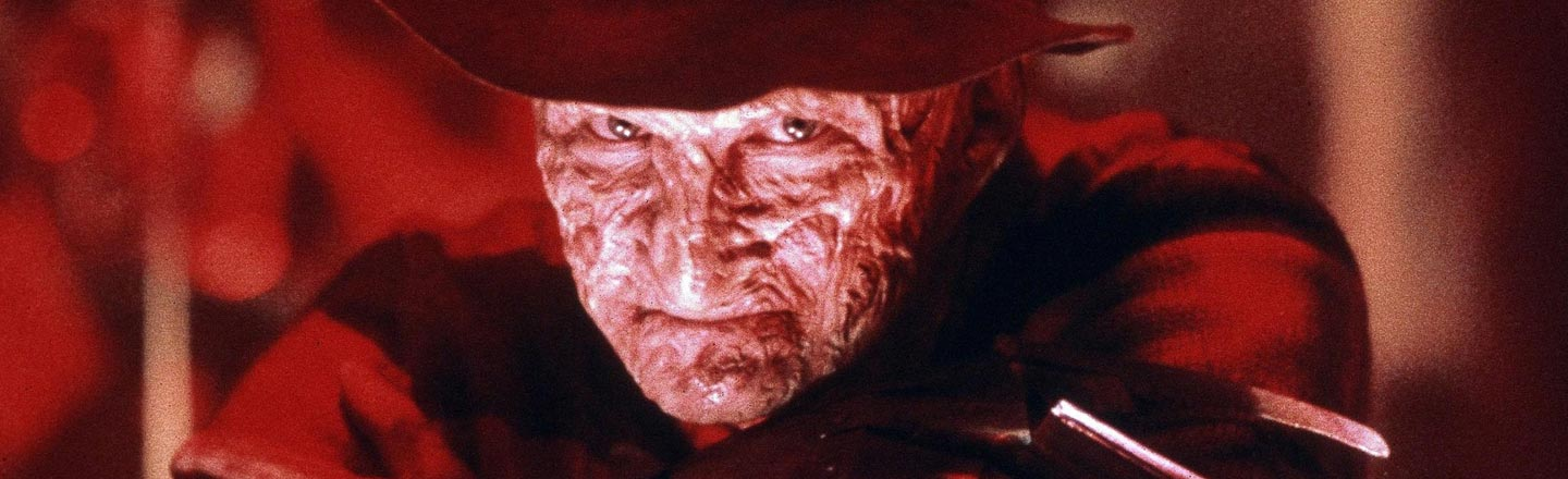Never Forget There Was A Freddy Krueger Greatest Hits Album