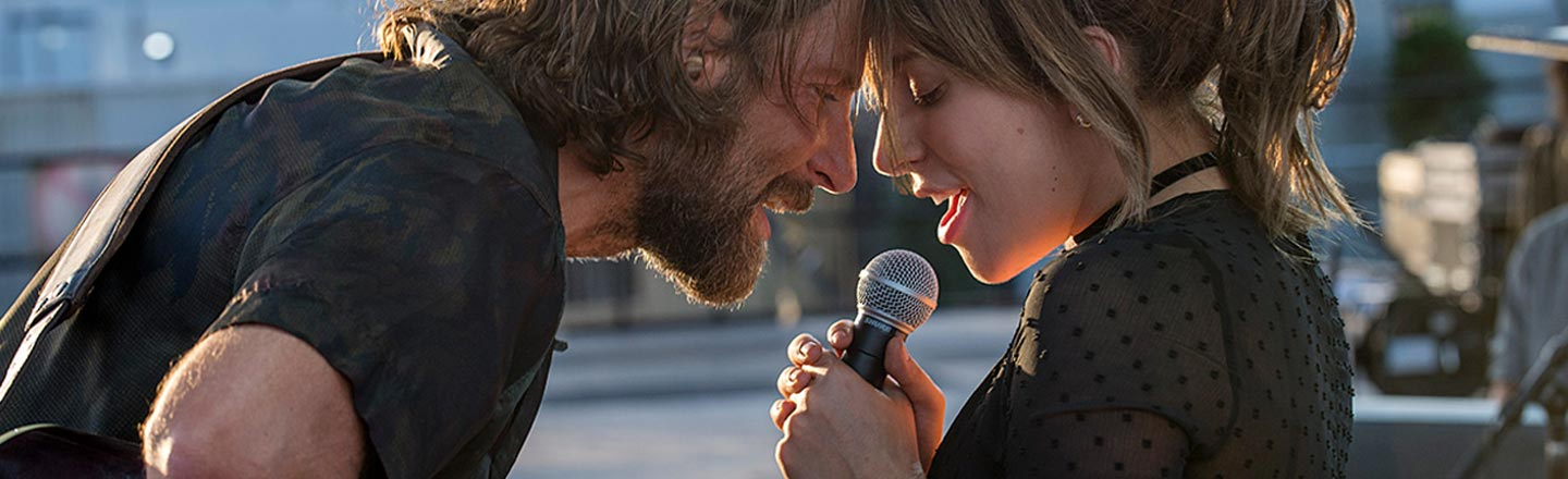 'A Star Is Born' Isn't A Musical, Says The Golden Globes