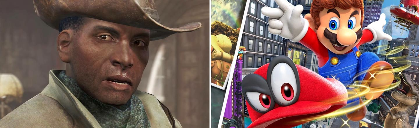 6 Games That Revolt Against The Player