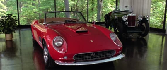 The Ferris Bueller Car is For Sale… But it's a Piece of Crap