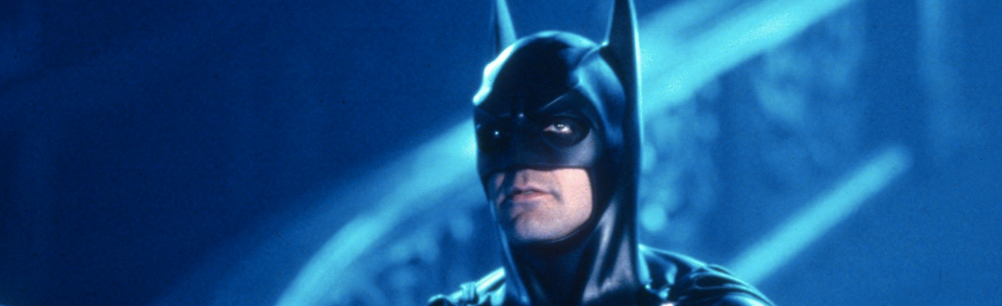 The New Batman Should Be George Clooney ... Seriously